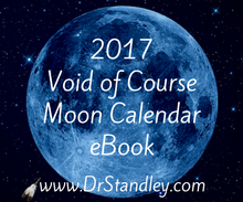 2017 Void of Course Moon Calendar e-Book