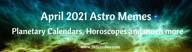 April 2021 Astro Memes on DrStandley.com