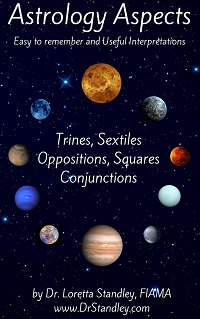 Astrology Aspects - Easy To Remember and Useful Interpretations eBook