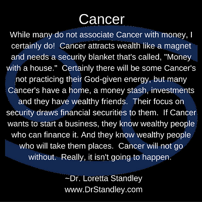 All about Cancer on DrStandley.com