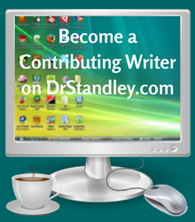 Become a Contributing Writer on DrStandley.com