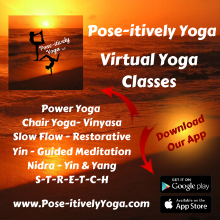 Unlimited Virtual Yoga Classes
