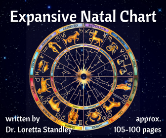 Expansive Natal Chart on DrStandley.com