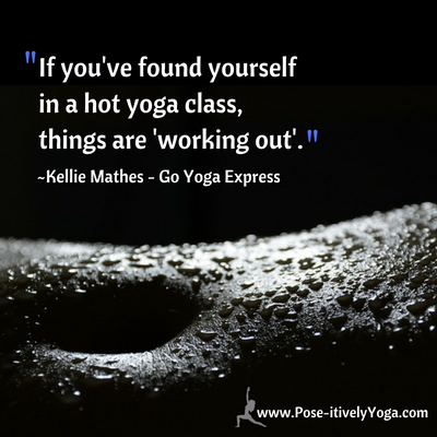 Hot yoga - what to bring and how to prepare