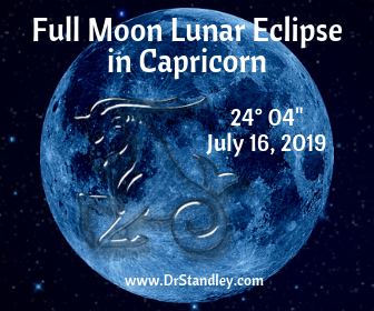 Full Moon Lunar Eclipse in Capricorn on DrStandley.com