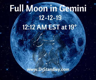 Full Moon in Gemini 2019 on DrStandley.com