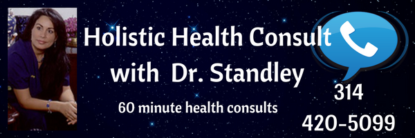 Health Consults including medical intuitive with Dr. Standley