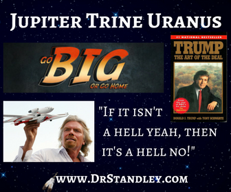 Jupiter Trine Uranus on DrStandley.com