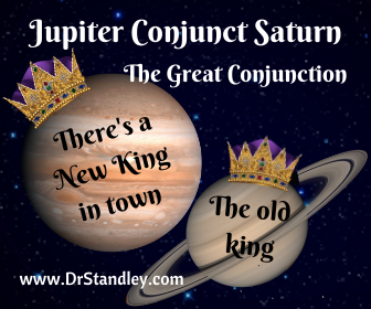 Jupiter Conjunct Saturn on DrStandley.com