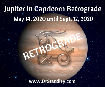 Jupiter in Capricorn Retrograde (Rx) on DrStandley.com