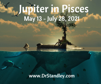Jupiter in Pisces 2021 on DrStandley.com