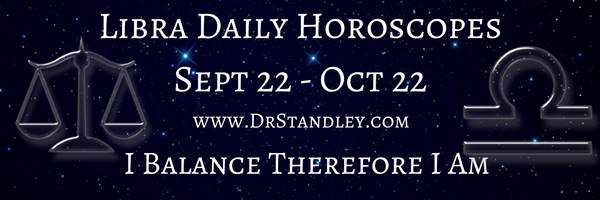 Libra Free Daily Horoscope - Rulerships all about Libra