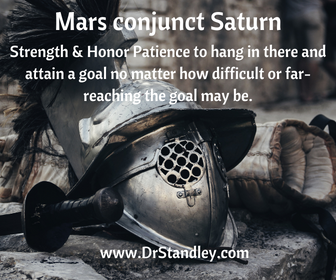 Mars Conjunct Saturn on DrStandley.com