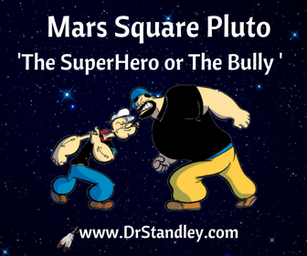 Mars Square Pluto aspect on DrStandley.com