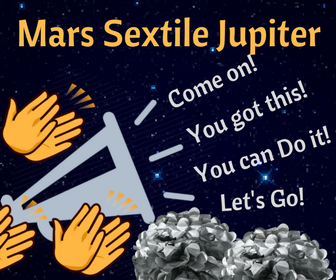 Mars Sextile Jupiter on DrStandley.com