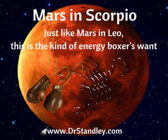 Mars in Scorpio on DrStandley.com