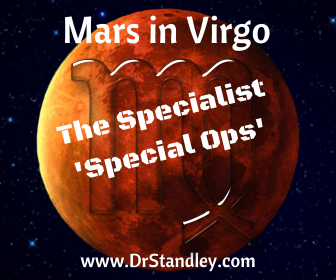 Mars in Virgo on DrStandley.com