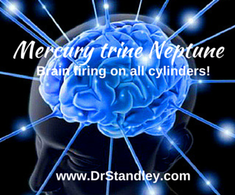 Mercury trine Neptune aspect on DrStandley.com