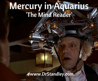 Mercury in Aquarius on DrStandley.com