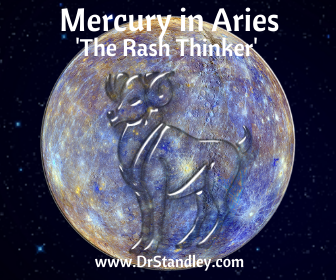 Mercury in Aries on DrStandley.com
