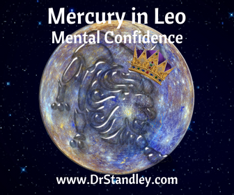 Mercury in Leo 2019 on DrStandley.com