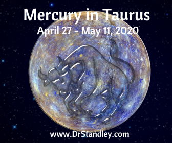 Mercury in Taurus is slow to form opinions because much thought is put into questions before rendering an answer, and does not like to be rushed into giving an answer.