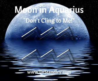 Moon in Aquarius on DrStandley.com