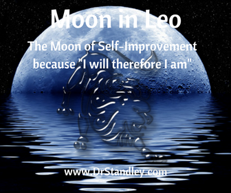 Moon in Leo on DrStandley.com