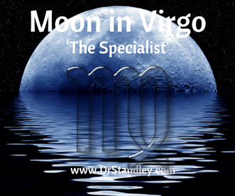 Moon in Virgo on DrStandley.com