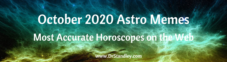 October 2020 Astro Memes on DrStandley.com