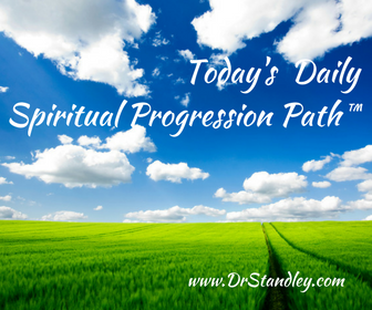 The Daily Spiritual Progression Path