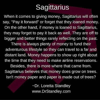 what is my sagittarius horoscope for today
