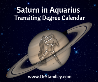 Saturn in Aquarius - March 21, 2020 until July 1, 2020 and then from December 17, 2020 until March 7, 2023 on DrStandley.com