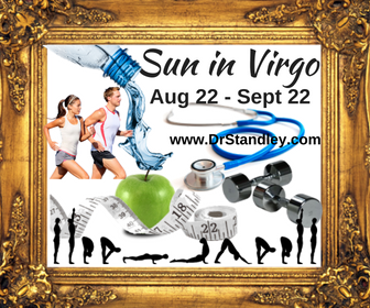 Sun in Virgo on DrStandley.com