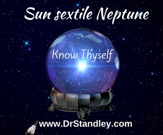 Sun sextile Neptune on DrStandley.com