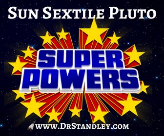 Sun Sextile Pluto on DrStandley.com
