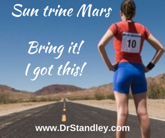 Sun trine Mars on DrStandley.com