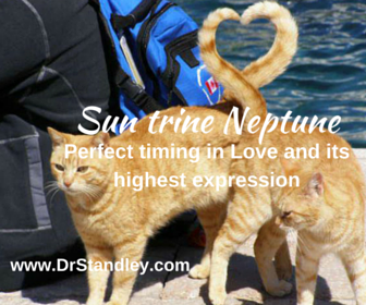 Sun trine Neptune aspect on DrStandley.com