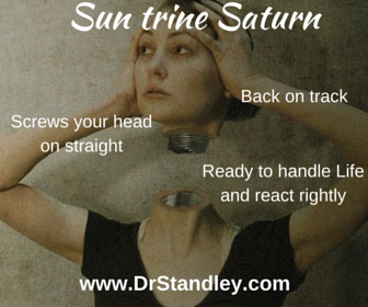Sun Trine Saturn on DrStandley.com