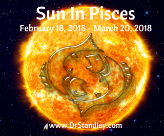 Sun in Pisces on DrStandley.com