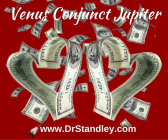 Venus Conjunct Jupiter on DrStandley.com